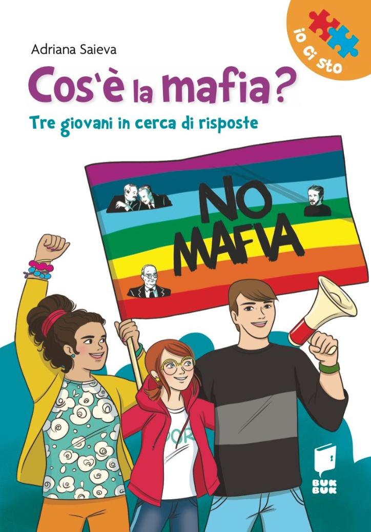 Cos'è la mafia copertina