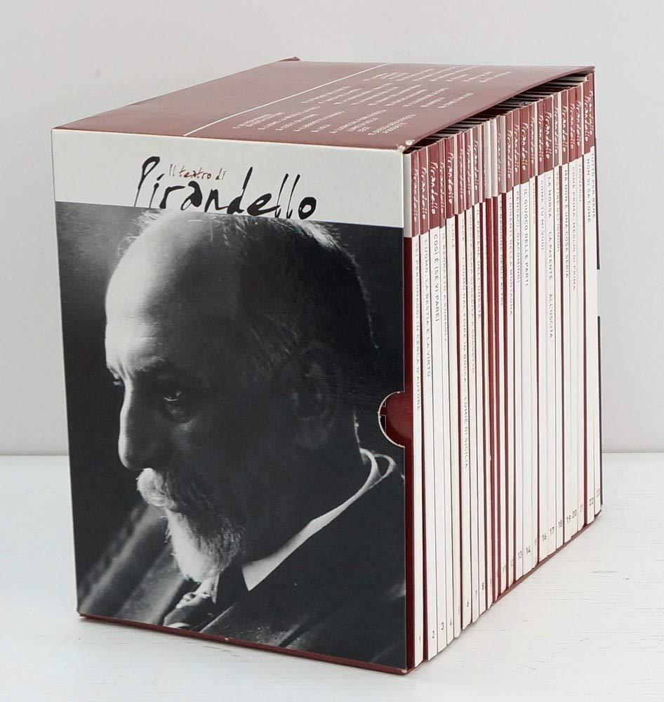Il teatro di Pirandello - Opera completa - 23 DVD