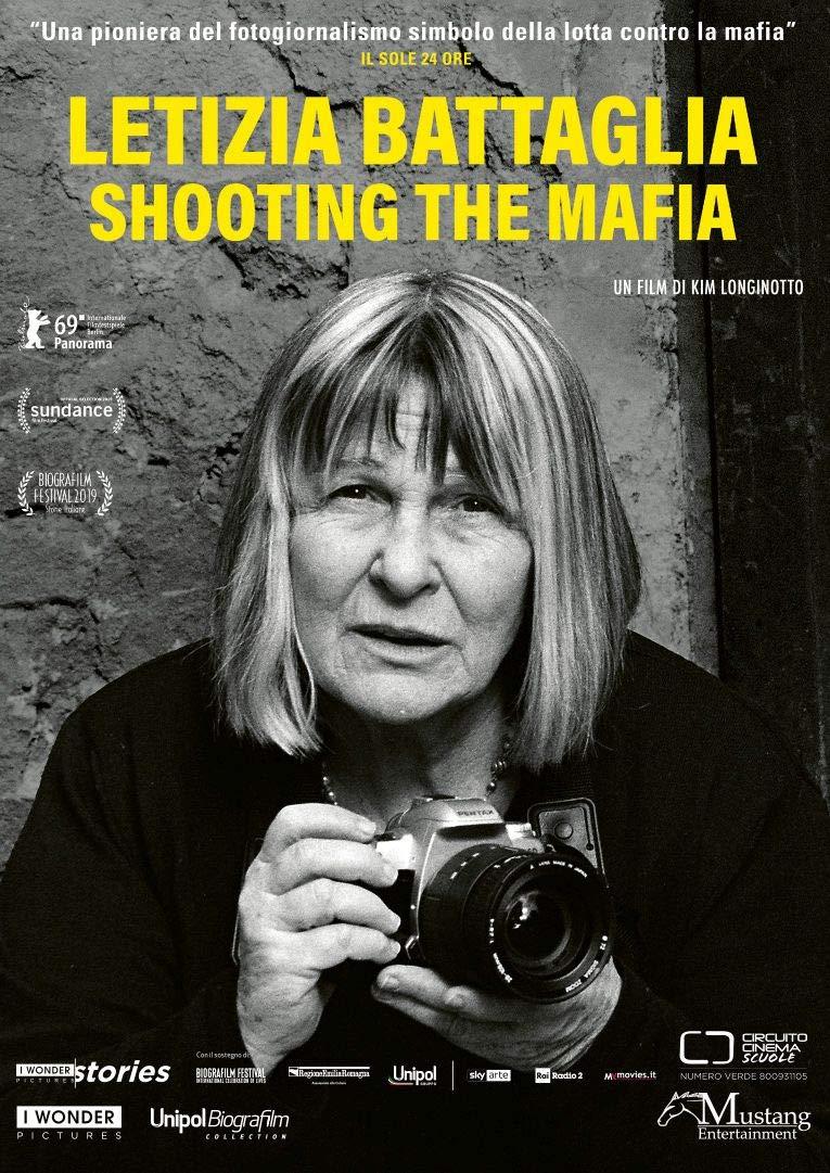 Letizia Battaglia - Shooting the Mafia